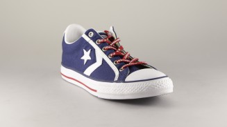 CONVERSE CANVAS CORDON ESTRELLA LATERAL