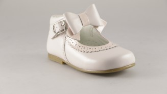 BAMBI SHOES BOTITA MERCEDES FESTON LAZO GRANDE