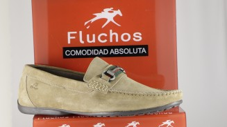 DINGO BY FLUCHOS MOCASIN SERRAJE TAUPE ESTRIBO